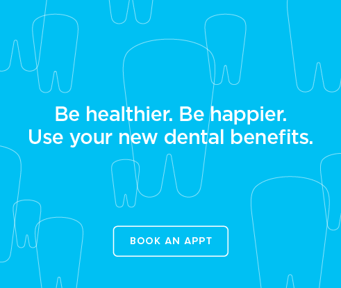 Be Heathier, Be Happier. Use your new dental benefits. - Boulder Modern Dentistry